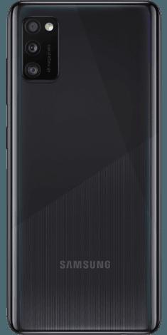 Samsung Galaxy A41 mit Galaxy Buds bei 1&1