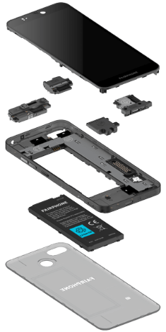 Fairphone 3 bei 1&1