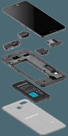 Fairphone 3 bei 1&1