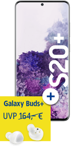 Samsung Galaxy S20+ bei 1&1