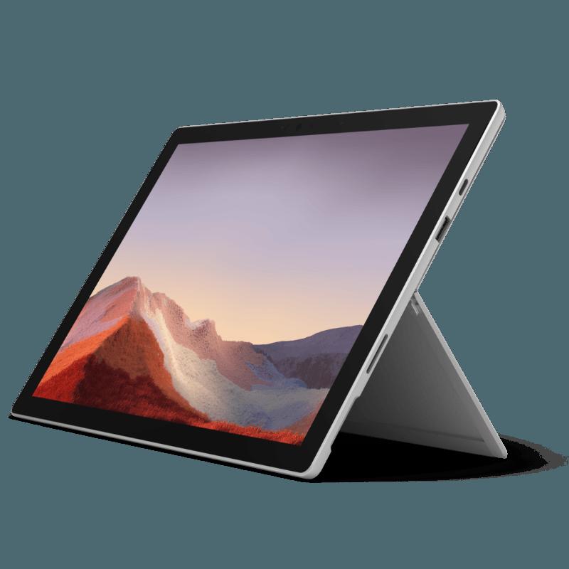 Microsoft Surface Pro 7 bei 1&1