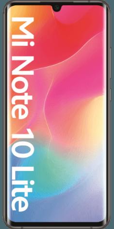 Xiaomi Mi Note 10 Lite bei 1&1