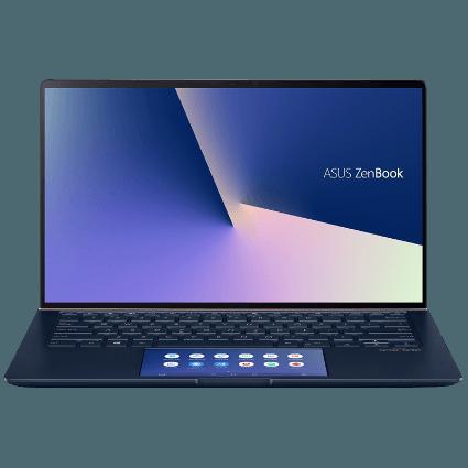 Asus ZenBook 14 + LTE WLAN-Router bei 1&1