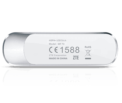 Mobil überall surfen mit dem Mobile WLAN Router USB von 1&1