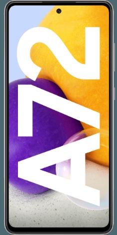 Samsung Galaxy A72 bei 1&1