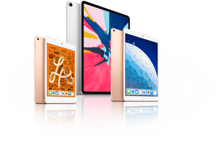 Apple Tablet bei 1&1