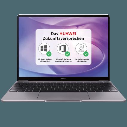 HUAWEI MateBook + LTE WLAN-Router bei 1&1