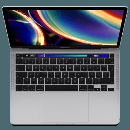 Apple MacBook Pro 13 (2020) mit LTE WLAN-Router bei 1&1