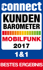 Testsieger connect Kundenbarometer 2017