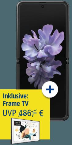 Samsung Galaxy Z Flip bei 1&1