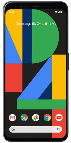 Google Pixel 4 XL + 2 Google Home Mini bei 1&1