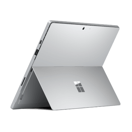 Microsoft Surface Pro 7 + Cover + Pen bei 1&1
