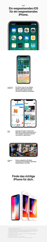 Iphone X Mit Vertrag Bei 11 Bestellen